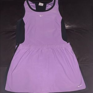 ADORABLE TWO PEICE NIKE TENIS BALL OUTFIT 🎾